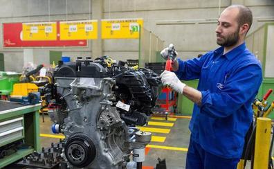 Zender cierra en Almussafes ante la caída de producción de Ford