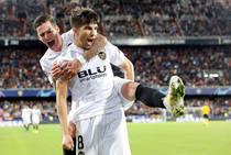 Fotos del Valencia CF-Young Boys