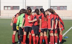 Pleno de victorias en la sección femenina del Miramar CF