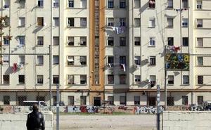 El Ayuntamiento alerta del riesgo de ruina de 168 viviendas sin desalojarlas