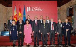 Los Premios Jaume I piden apoyo para los investigadores jóvenes