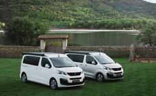 Peugeot y Tinkervan presentan la nueva gama Camper