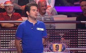 Marc, el concursante valenciano que ha revolucionado '¡Ahora Caigo!'