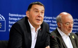 Puigdemont y Otegi se citan en Bruselas tras la sentencia de Estrasburgo