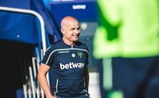 Paco Lopez: «No creo que hayamos bajado el nivel de juego»