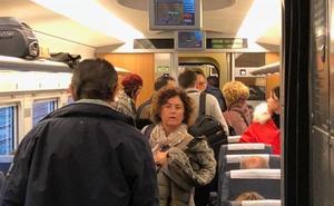 Una falsa alarma de bomba en Atocha retrasa los AVE de Valencia a Madrid