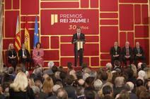 Acto de entrega de los Premios Jaume I