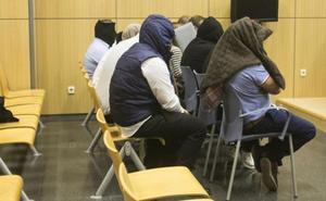 El jurado declara culpables a los nueve procesados por el crimen de La Fe