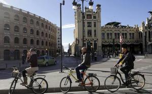 La Policía Local exige a Grezzi un sistema para identificar bicicletas