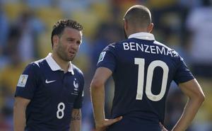 La Justicia francesa valida la investigación por chantaje al futbolista Valbuena