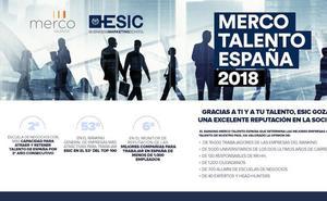 ESIC, 2ª escuela de negocios de España con más capacidad para atraer y retener talento según MERCO