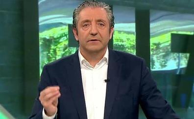 La nueva imagen de Josep Pedrerol