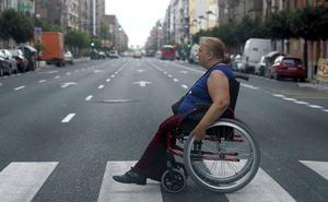 Bienestar Social reclama mejores accesos a zonas peatonalizadas