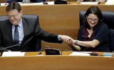 Podemos salva a Puig y Oltra de explicar la financiación de sus partidos