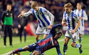 Vídeo | Resumen del Levante 1-3 Real Sociedad