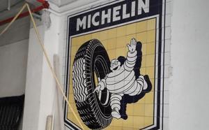 La cerámica de Michelin de Valencia, salvada de desaparecer