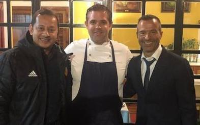 Mendes se reúne en Valencia con Murthy y Alemany