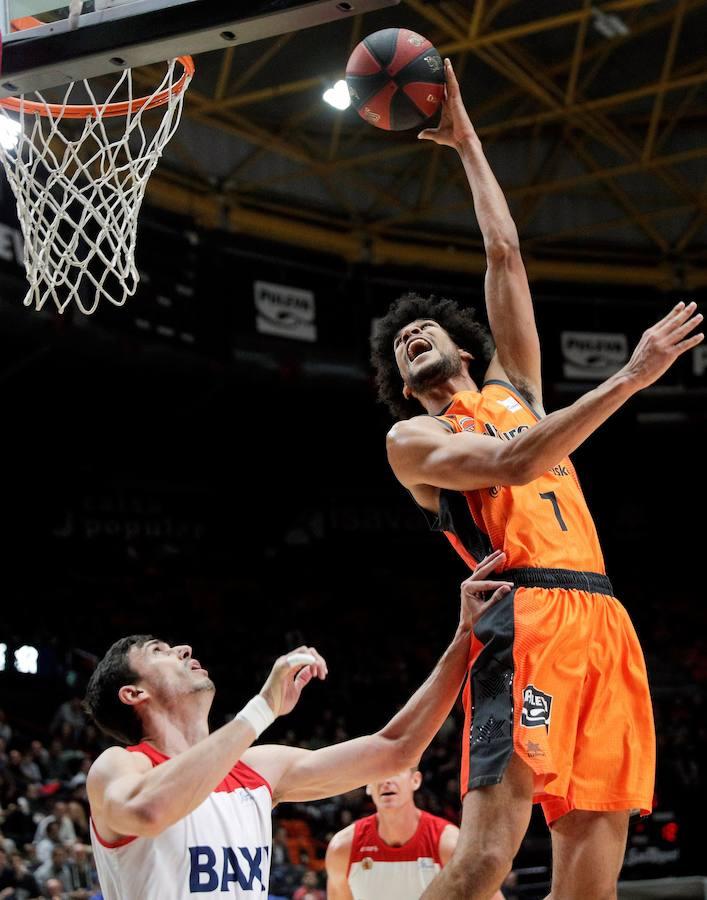 Fotos del Valencia Basket-Baxi Manresa