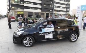 Variedad de pilotos para el Eco-Rallye