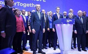 González Pons toma el mando del PP europeo y se distancia de la candidatura por Valencia