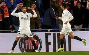Vídeo | Parejo marca el 0-1 de penalti