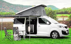 La 'camper' de Peugeot