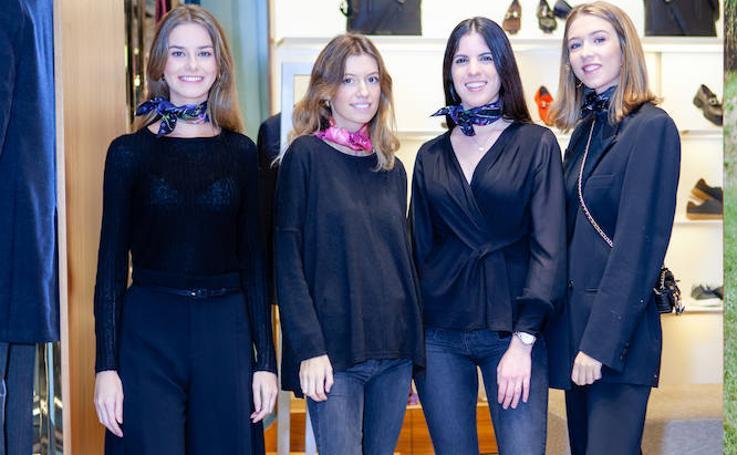 La moda de invierno se asoma ya en Valencia