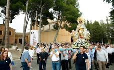 La Virgen de los Desamparados visitará Madrid por primera vez