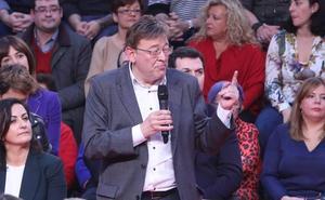 Ximo Puig, proclamado candidato del PSPV-PSOE a la Generalitat