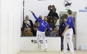 Francés vuelve a vencer a Soro III (60-55)
