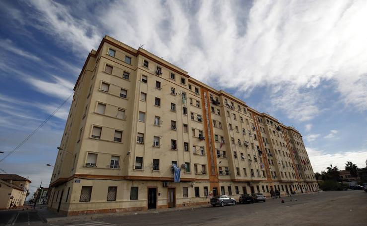 Bloque Porturarios: el edificio de la discordia del Cabanyal de Valencia