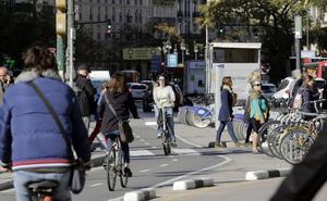 El anillo ciclista supera los 4.000 usuarios diarios