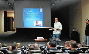 El municipio incorpora más desfibriladores para mejorar la seguridad