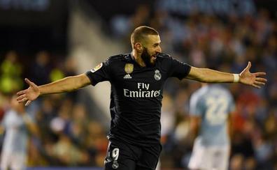 Benzema resurge como líder del Real Madrid