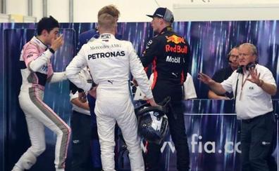 Cuando la Fórmula 1 se disputa en un ring de boxeo