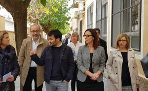 Educación y la Diputación adjudican más de  20 millones en mejora de las infraestructuras