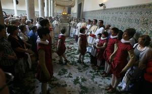 Las danzas de la Octava del Corpus se trasladan a San Miguel de los Reyes