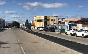 Catarroja avanza las obras del carril bici con una inversión de un millón de euros