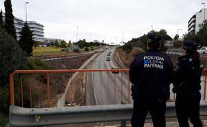 Pantallas acústicas por valor de 5,3 millones reducirán el ruido de las grandes vías en Paterna