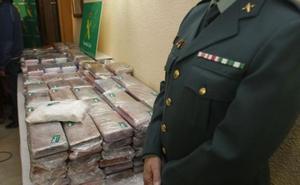 Detenidos tres traficantes cuando iban a recoger 420 kilos de cocaína en el Puerto de Valencia