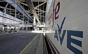 Hallan una mano cerca de la estación del tren de Valencia