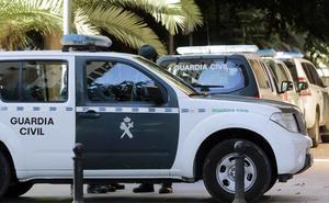 La Guardia Civil desarticula una banda que robaba en viviendas de la provincia de Valencia