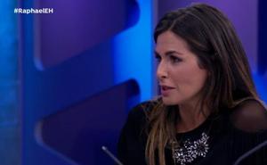 Nuria Roca desvela uno de los momentos más delicados de su matrimonio
