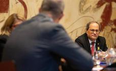 Torra propone a Sánchez una cumbre entre los Gobiernos de España y Cataluña