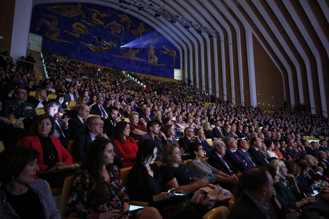 Gala de los premios Valencianos para el Siglo XXI de LAS PROVINCIAS 2018