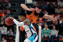 Fotos del Valencia Basket-Turk Telekom de EuroCup