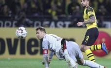 Alcácer marca un gol cada 29 minutos