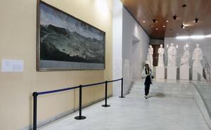 Morera rectificará el texto del cuadro de Les Corts sobre la Batalla de Almansa