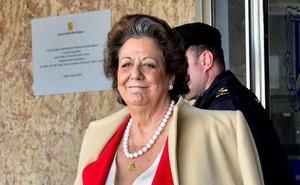 El PP exige que el Ayuntamiento condene el anuncio de un concierto que denigra a Rita Barberá