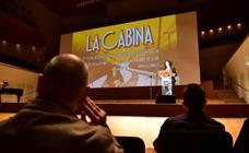 Inauguración del festival La Cabina